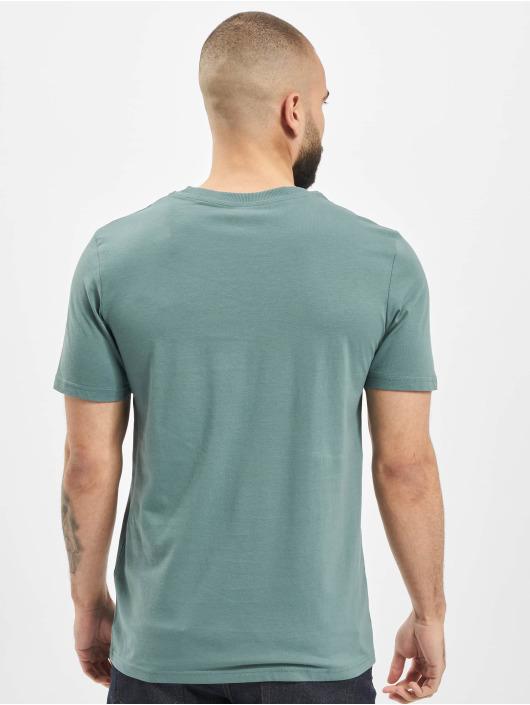 Jack & Jones T-Shirt jcoTate Crew Neck türkis