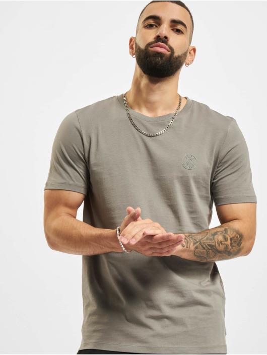 Jack & Jones T-Shirt Jjeorganic O-Neck vert