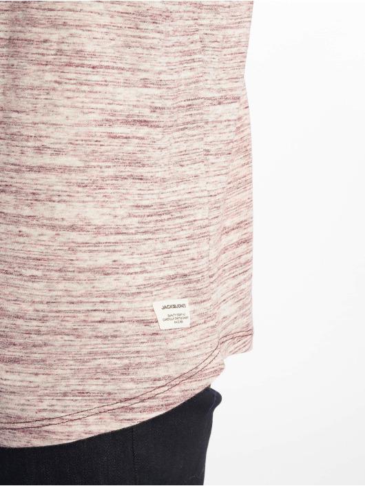 Jack & Jones T-Shirt jjeHugo Melanges violet