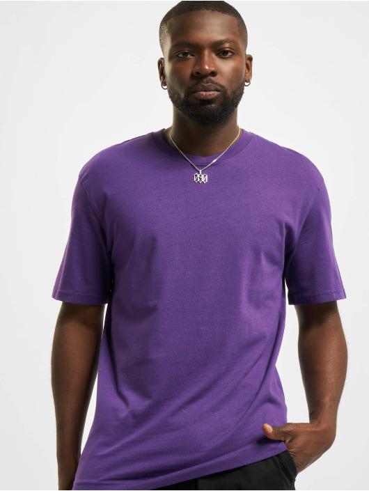 Jack & Jones T-Shirt Jjerelaxed O-Neck violet