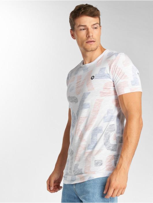 Jack & Jones T-Shirt jcoLet weiß