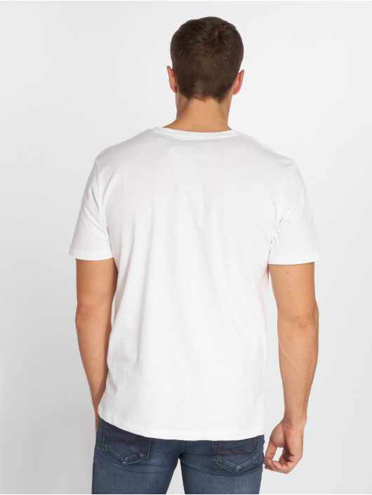 Jack & Jones T-Shirt Jormisty weiß