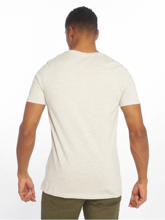 Jack & Jones T-Shirt jjeLogo weiß