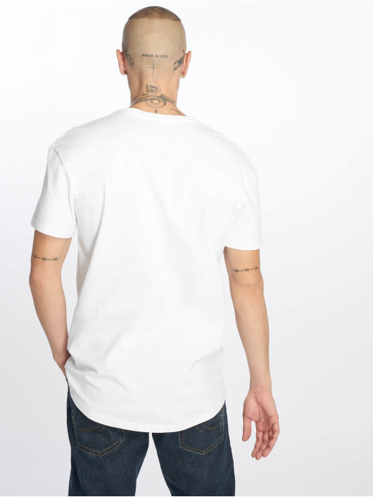 Jack & Jones T-Shirt jorSpourt weiß