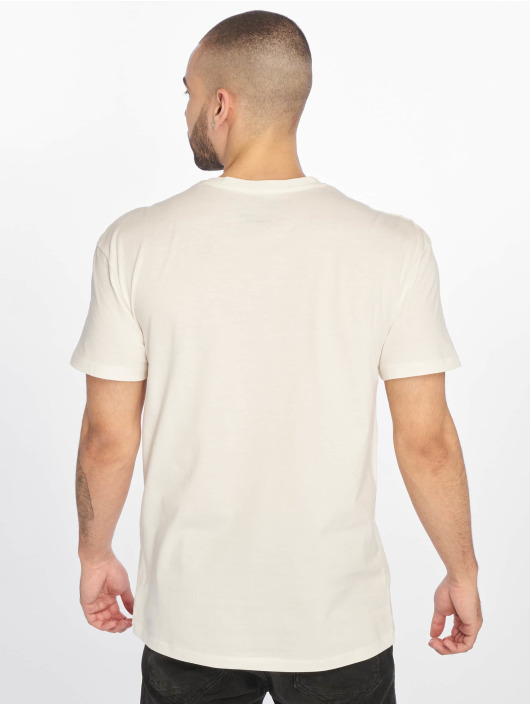 Jack & Jones T-Shirt jorLady weiß
