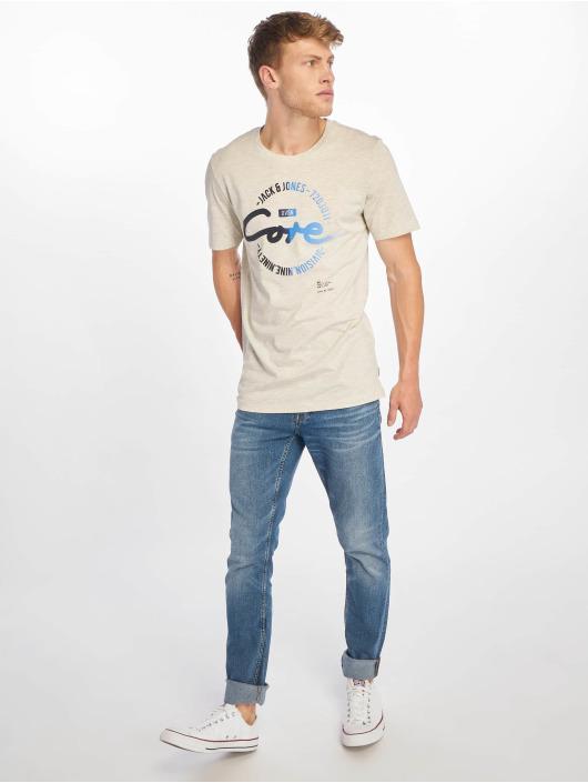 Jack & Jones T-Shirt jcoMick weiß