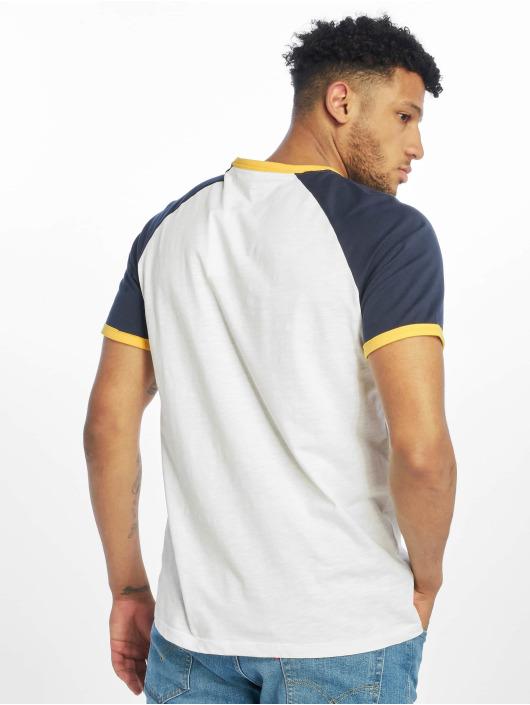 Jack & Jones T-Shirt jorRetroraglan weiß