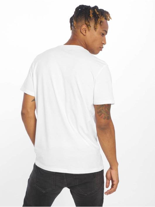 Jack & Jones T-Shirt jcoDustin weiß