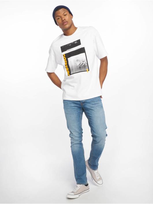 Jack & Jones T-Shirt jcoBlur weiß