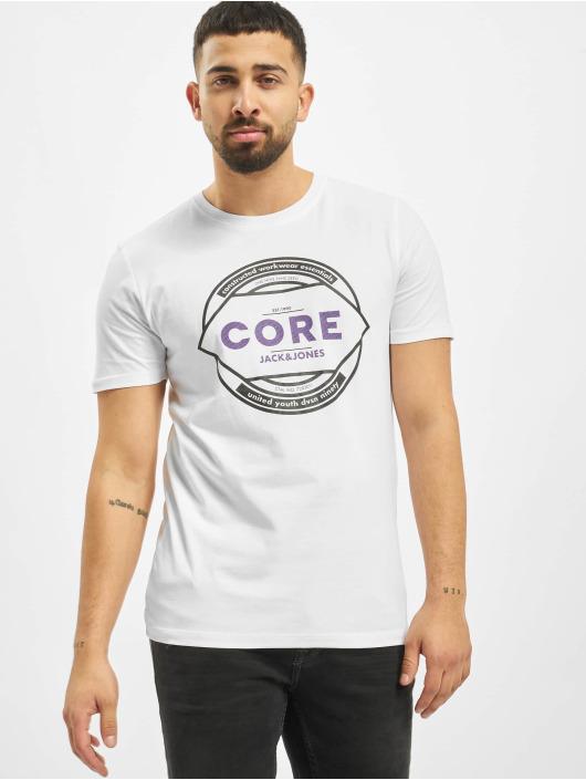 Jack & Jones T-Shirt jcoFebby weiß