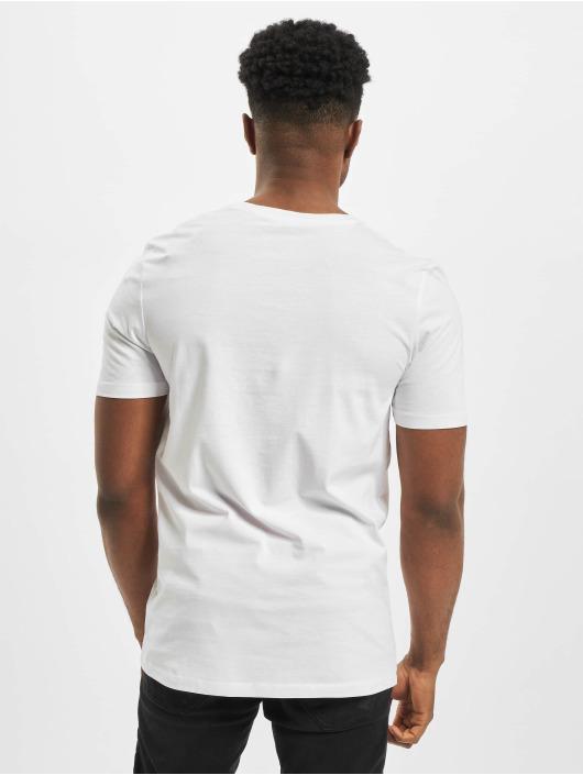 Jack & Jones T-Shirt jcoMonaco weiß