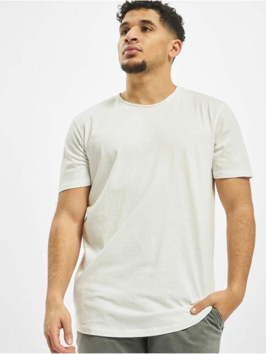 Jack & Jones T-Shirt jjeAsher O-Neck Noos weiß
