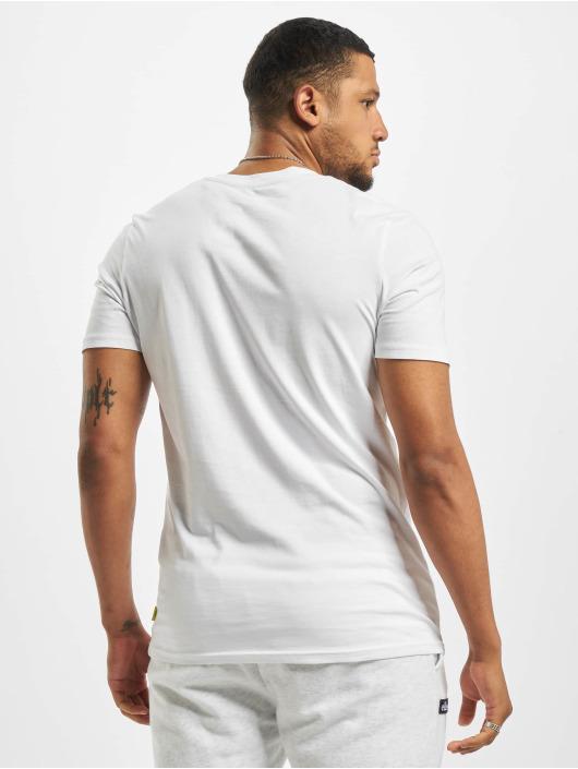 Jack & Jones T-Shirt jcoPalm weiß