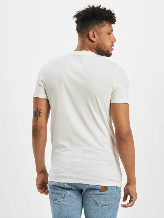 Jack & Jones T-Shirt jorDylant Crew Neck weiß