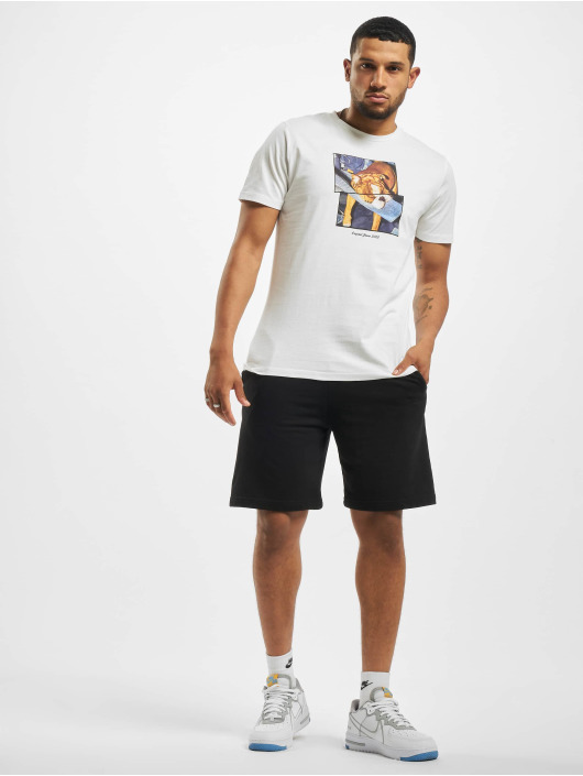 Jack & Jones T-Shirt jorCloseup Organic weiß
