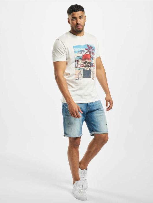 Jack & Jones T-Shirt jorRicky weiß