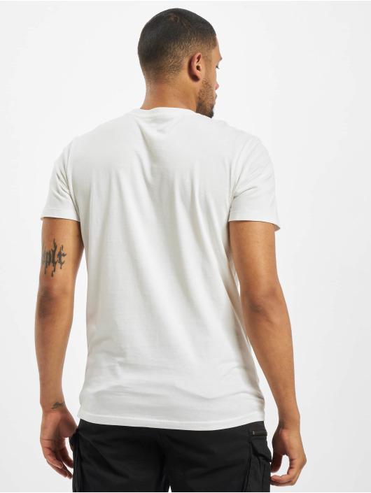Jack & Jones T-Shirt jorHolidaz weiß