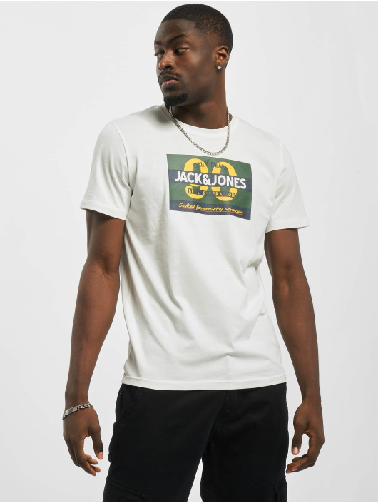 Jack & Jones T-Shirt jorTonni weiß