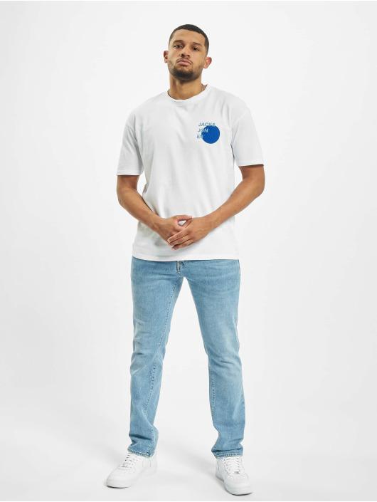 Jack & Jones T-Shirt jjAarhus weiß