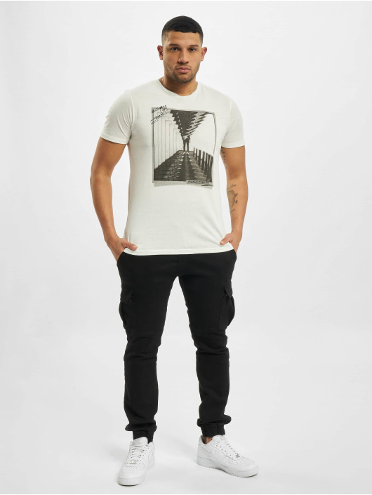 Jack & Jones T-Shirt jorBossa weiß
