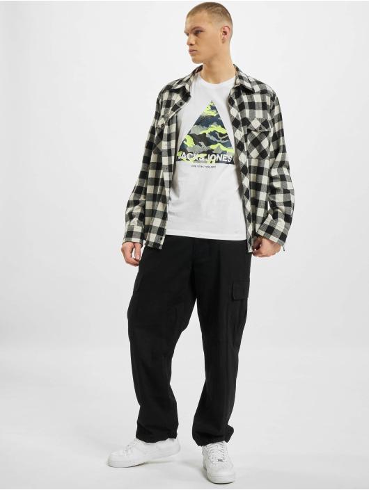 Jack & Jones T-Shirt jjPrime weiß