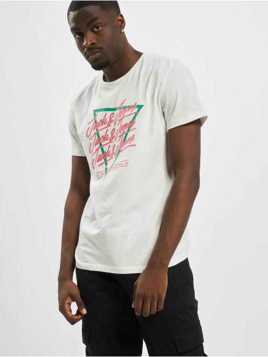 Jack & Jones T-Shirt jorCody weiß