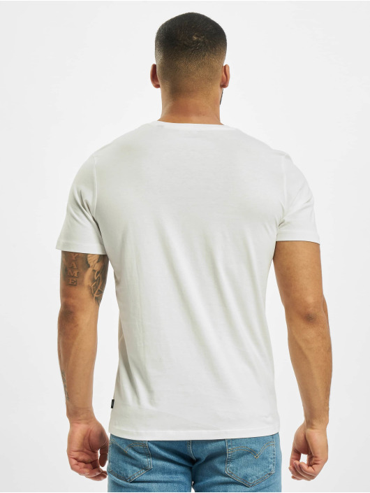 Jack & Jones T-Shirt jprBlagabriel Print weiß