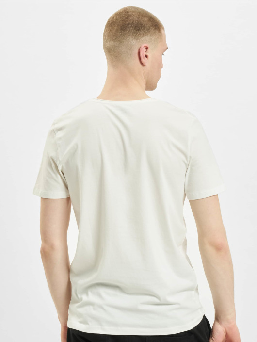 Jack & Jones T-Shirt jorNobody weiß