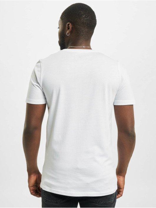 Jack & Jones T-Shirt jcoBerg Turk weiß