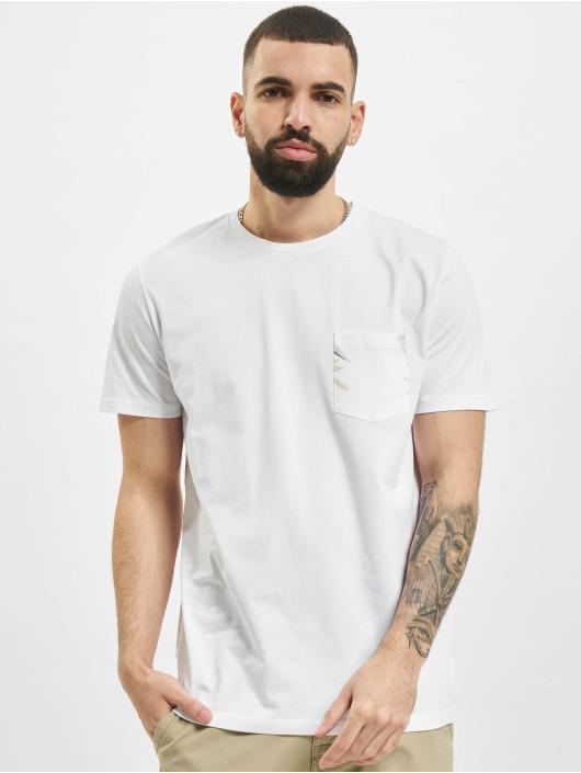 Jack & Jones T-Shirt jjPock weiß