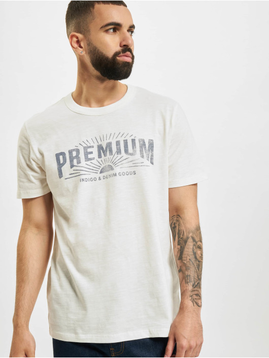 Jack & Jones T-Shirt JPR Bluedward STS weiß