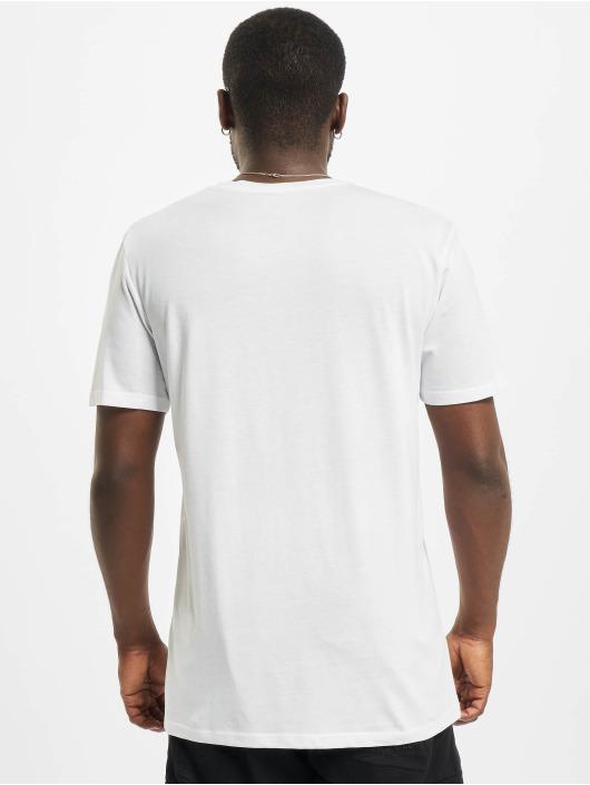 Jack & Jones T-Shirt Jormaldives Crew Neck weiß