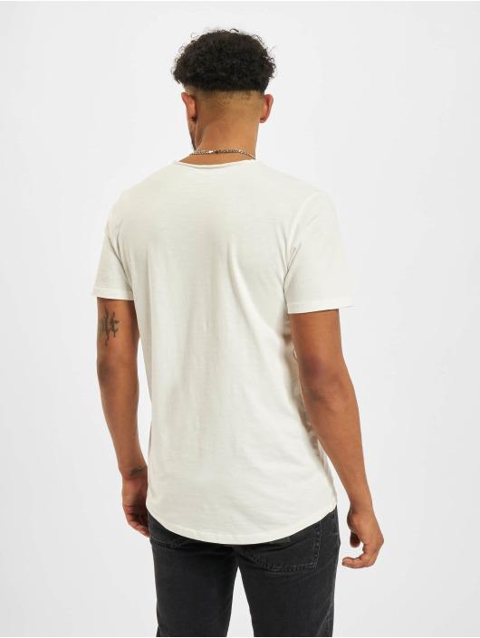 Jack & Jones T-Shirt Jjebasher O-Neck weiß