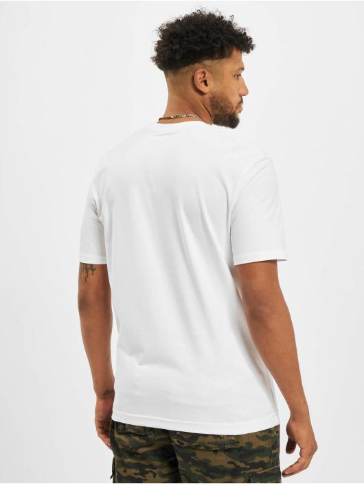 Jack & Jones T-Shirt Jjerelaxed O-Neck weiß