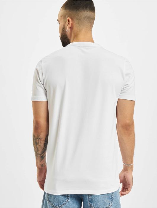 Jack & Jones T-Shirt Jprblaline Crew Neck weiß