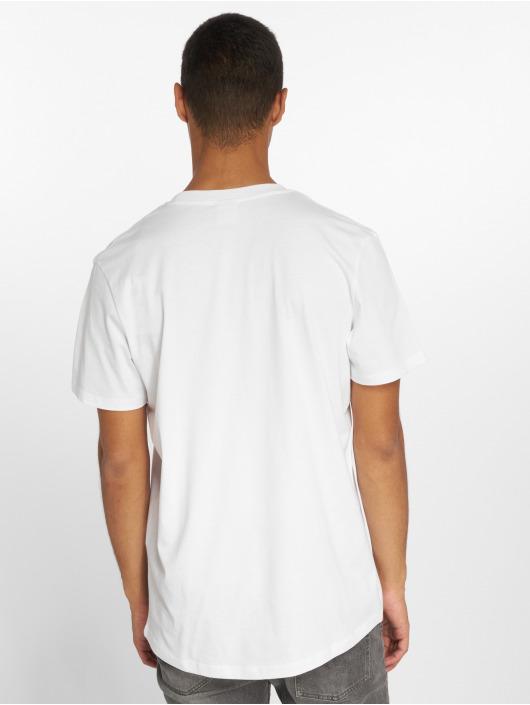 Jack & Jones T-Shirt jcoFlock white