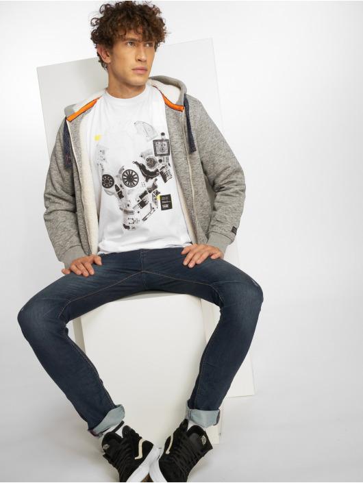 Jack & Jones T-Shirt jcoDatas white