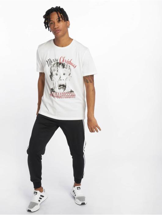 Jack & Jones T-Shirt jorKevin Xmas white