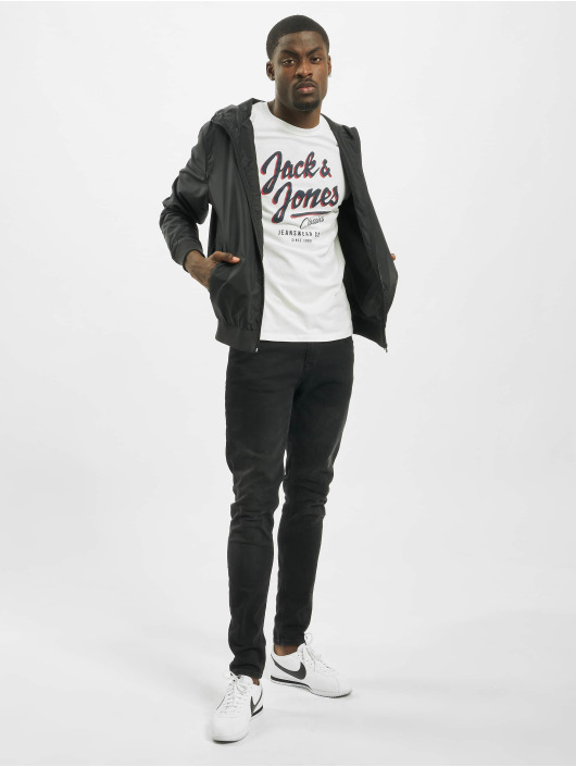 Jack & Jones T-Shirt jjeLogo white