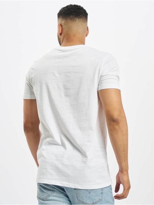 Jack & Jones T-Shirt jcoNikon Crew Neck white