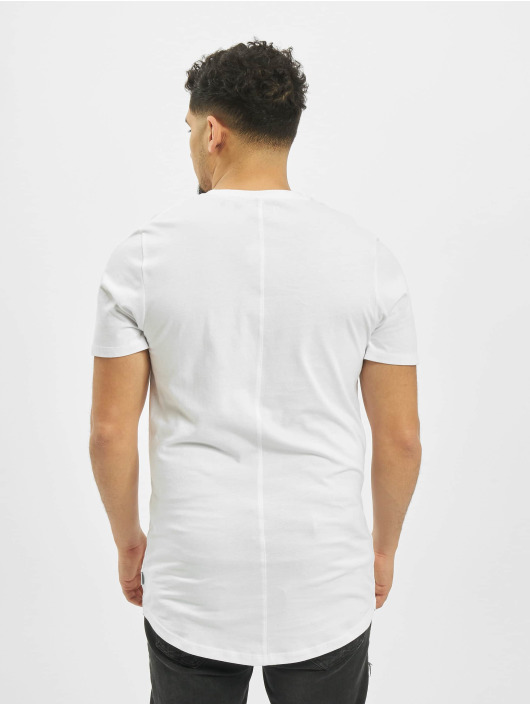 Jack & Jones T-Shirt jjeHugo Shortsleeve Crew Neck Noos white