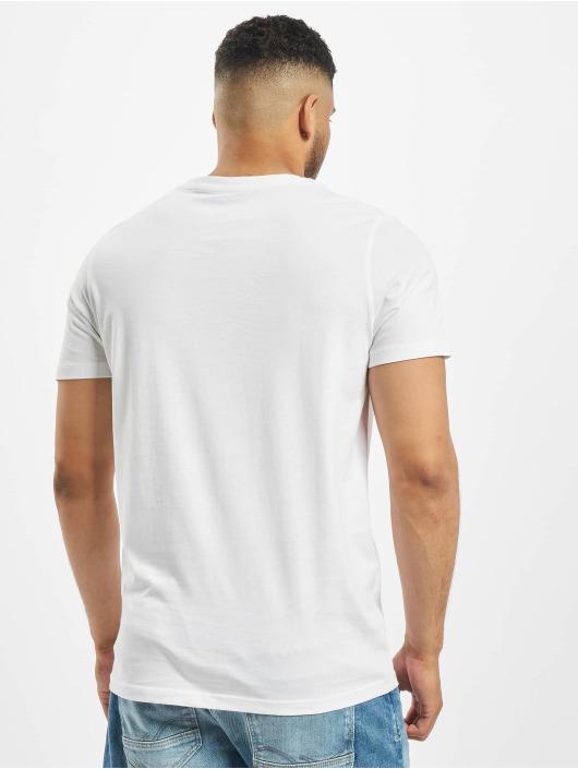 Jack & Jones T-Shirt jorSign white