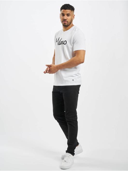 Jack & Jones T-Shirt jprHardy white
