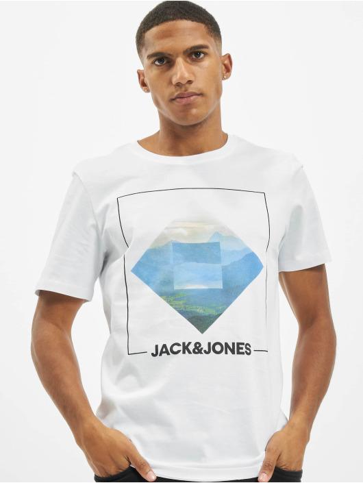 Jack & Jones T-Shirt jjBarista white