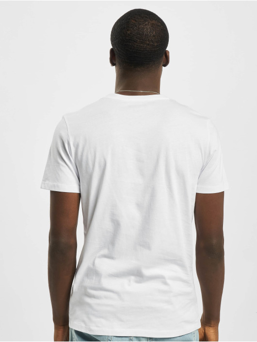 Jack & Jones T-Shirt jorFaster white