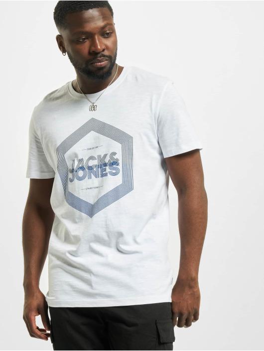 Jack & Jones T-Shirt jjDelight white