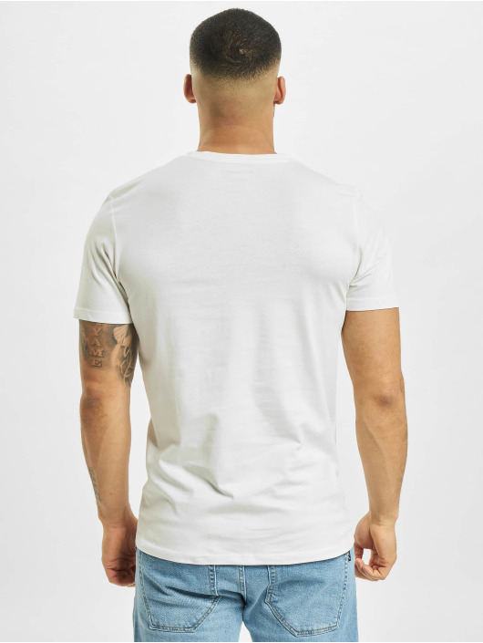 Jack & Jones T-Shirt jprBlustar white