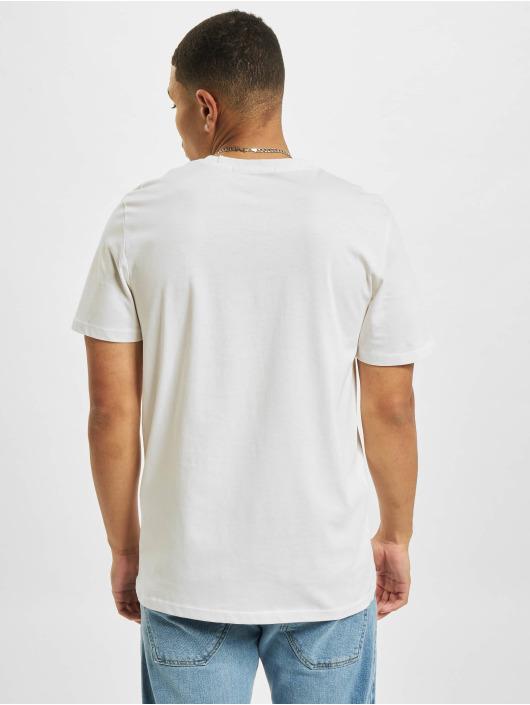 Jack & Jones T-Shirt Jorcabana Crew Neck white