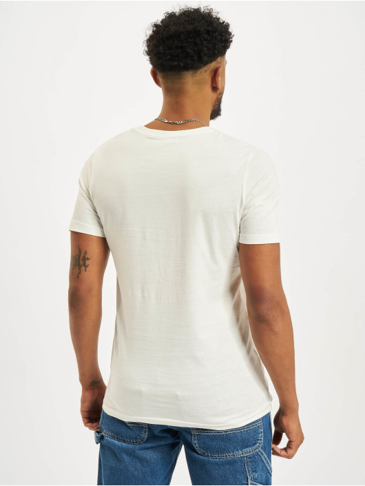Jack & Jones T-Shirt Jjelogo O-Neck white