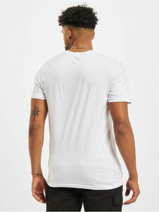 Jack & Jones T-Shirt Jjurban City Crew Neck white